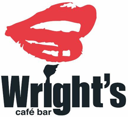 Logo for Wrights Cafe Bar Swords